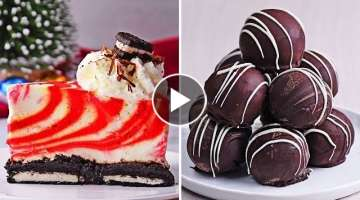 Red Velvet Cheesecake & More Yummy Desserts | Cake Hacks | Dessert Recipes in Hindi | So Yummy In...