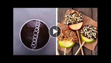 10 Desserts to Impress Your Dinner Guests! | Dessert Recipes by So Yummy