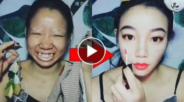 13 Amazing Makeup Transformations ???? The Power of Makeup 2018