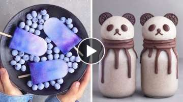 Most Satisfying Chocolate Cake Video In The World | Amazing Chocolate Cake Decorating Tutorial