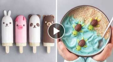15 Delicious Chocolate Cake Decorating Tutorials | How To Make Holiday Chocolate Cake Decorating