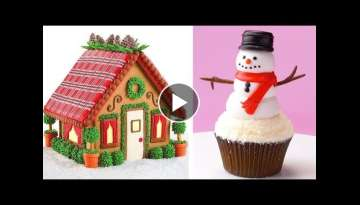 So Yummy Cookies Recipes | Easy Birthday Cookies Decorating Ideas For Christmas Holiday | Tasty P...