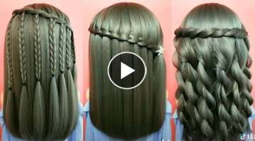 Cute Little Girl's Hairstyle | 32 Amazing Hairstyles Tutorials Compilation | 2018 #Part 32